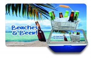 Beaches & Beer - Cooool Coolers