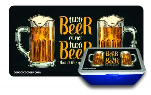 Two Beer - Cooool Coolers