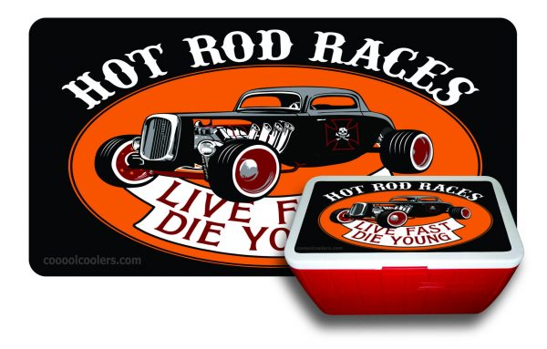 Hot Rod Races - Cooool Coolers