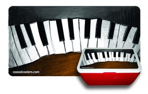 Piano 2 - Cooool Coolers